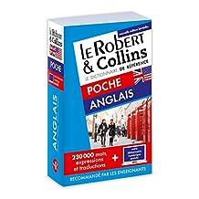 Le Robert & Collins poche anglais: Français-anglais, anglais-français (bimédia)