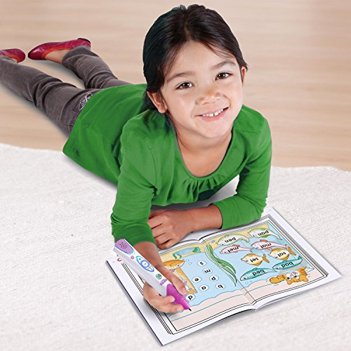 LeapFrog LeapReader System Learn-to-Read 10 Book Mega Pack, Pink by LeapFrog (Image #4)