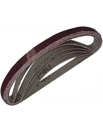 GRANO 80, 10 UNIDADES Pack bandas de lija HANDIT 75x533 mm.
