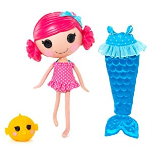 MGA Lalaloopsy Sew Magical Mermaid Doll - Coral Sea Shells