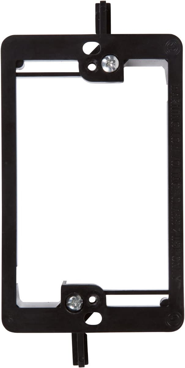 UL Listed Buyers Point HDMI Wall Plate 2, White with 6-Inch Pigtail