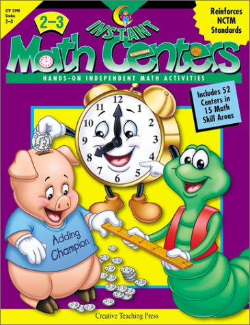 Instant Math Centers Grades 2-3