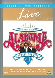 Alabama - For the Record: 41 Number One Hits - LIVE