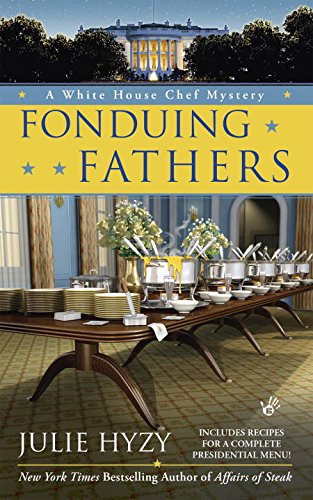 book cover of Fonduing Fathers