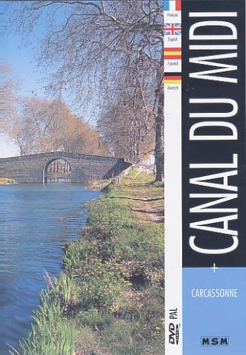 Le canal du midi ; carcassonne [Francia] [DVD]: Amazon.es: Cine y Series TV