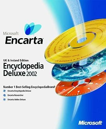 Encarta Encyclopedia Deluxe 2002