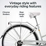 Schwinn Wayfarer Hybrid Bicycle, Retro-Styled