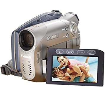 NEW DRIVERS: CANON DC100 DVD CAMCORDER