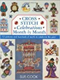 img - for Cross Stitch Celebrations Month by Month book / textbook / text book