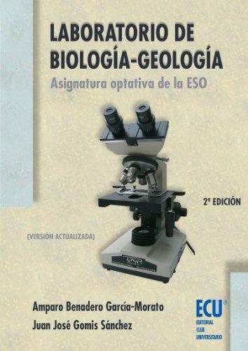 Descargar Libro Laboratorio De Biología Y Geología Amparo Benadero García-morato