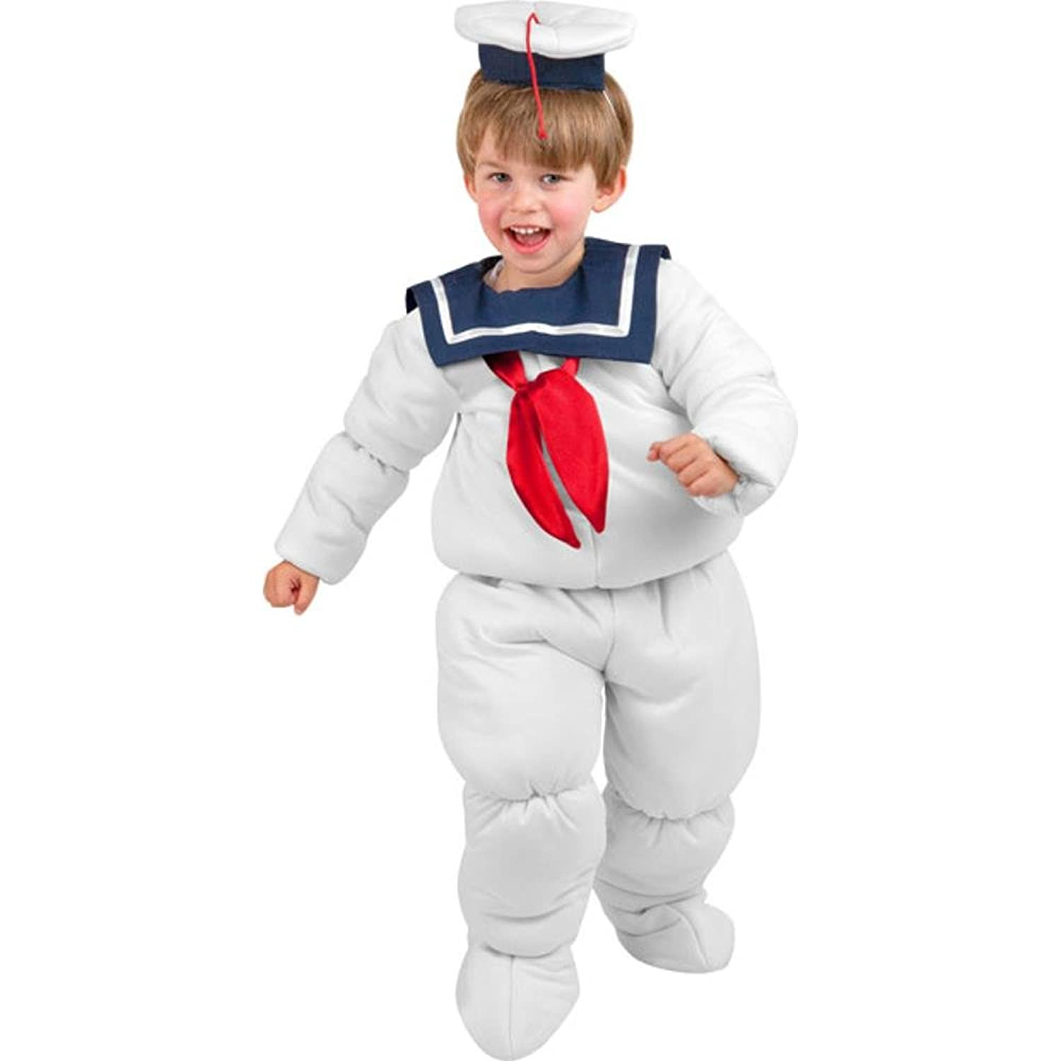 Toddler Stay Puft Marshmallow Man