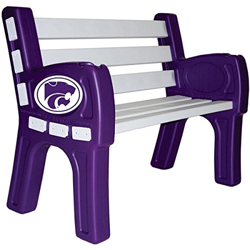 Imperial INTERNATIONAL KANSAS STATE WILDCATS PARK BENCH by Imperial
