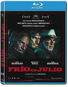 Frío En Julio [Blu-ray]
