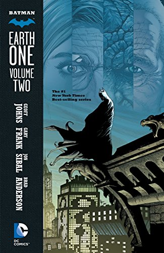 Batman: Earth One Vol. 2 (Batman:Earth One series) -
