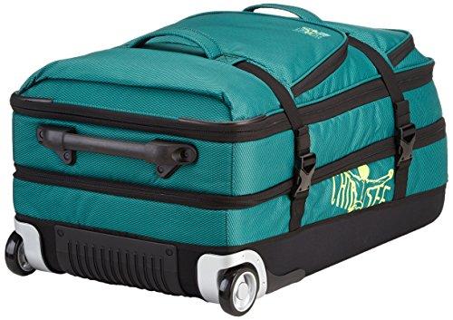 Chiemsee - Premium Travelbag, Borsa a tracolla Unisex - Adulto Mehrfarbig (Hashtag)