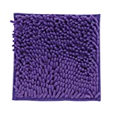 "School Locker Interior 10"" Square Locker Fur Rug"