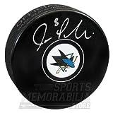 Joe Pavelski San Jose Sharks Signed Autographed Sharks Hockey Puck