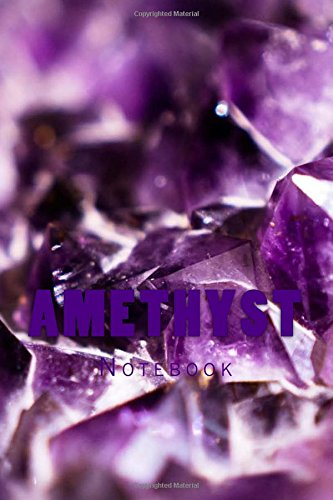 Amethyst: Notebook 150 Lined Pags ebook