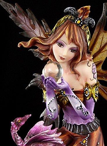 /Cassia Mystery Forest/ Elfes Figurine/ /Figurine elfe F/ée Fairy D/éco