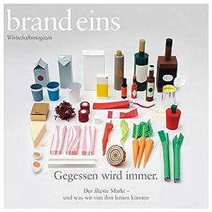 brand eins audio: Essen Hörbuch