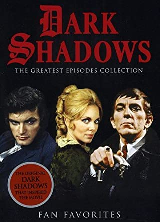 Amazon Com Dark Shadows Fan Favorites Jonathan Frid Grayson Hall Dan Curtis Creator Movies Tv