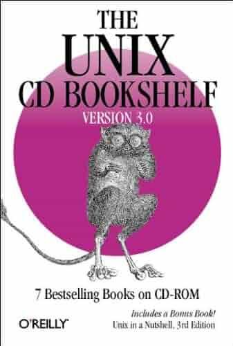 UNIX CD Bookshelf, 3.0