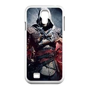 Assassins Creed Black Flag Samsung Galaxy S4 90 Cell Phone Case White TPU Phone Case SV_115094