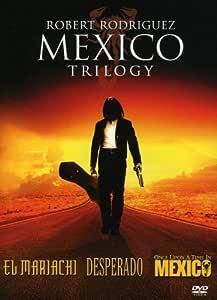 Robert Rodriguez Mexico Trilogy [Reino Unido] [DVD]: Amazon.es: Cine y Series TV