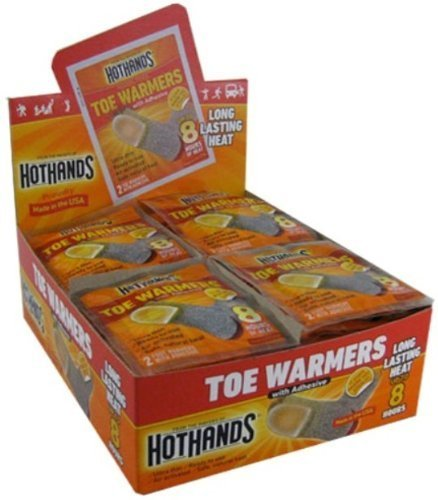 HotHands Toe Warmers- 80 Pair Value Package by HotHands