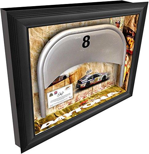 Dale Earnhardt Jr. Daytona International Speedway Shadow Box