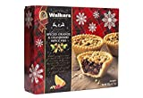 Walkers Spiced Orange & Cranberry Mince Pies 200g