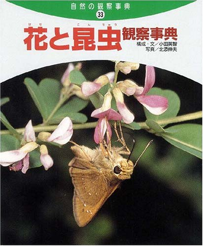(Observation encyclopedia of nature) insect observation Encyclopedias flower (2005) ISBN: 4035265306 [Japanese Import] pdf epub