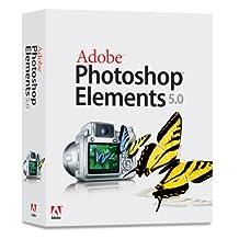 Photoshop Elements V5.0 Win Mini Box 1 User