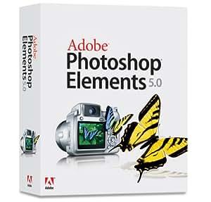 Adobe Photoshop Elements 5.0 - Old Version