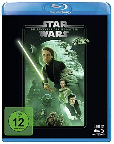Kasdan, L: Star Wars: Episode VI - Die Rückkehr der Jedi-Rit (Blu-ray)