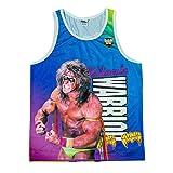 Ultimate Warrior Fanimation WWE Chalkline Tank Top-S