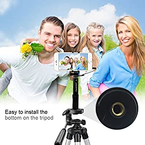 i-SUPERSIM Selfie Stick - Battery Free, Handheld, Extendable Wired Monopod for iPhone Se/6s/6/6 Plus, Samsung Galaxy S7/S6/Edge, Note 5/4, Nexus 6P, LG G5, Moto X/G and More - Black