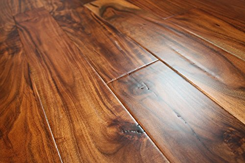 Elk Mountain Acacia Parchment 9/16' x 4-3/4'Hand...