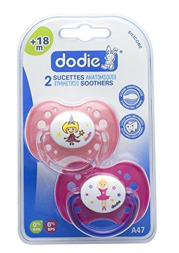 Amazon.com: Dodie 2024766 Dummy con boca escudo y anillo de ...