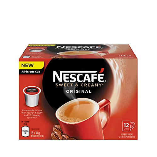 Nescafe Original RealCup Portion Brewers product image