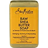 Shea Moisture Raw Shea Butter Soap, 237g