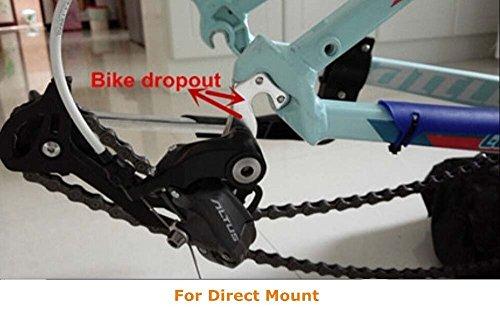 Shimano Rear Derailleur RD TZ31 6/7 Speed Direct Mount For Mountain Bike