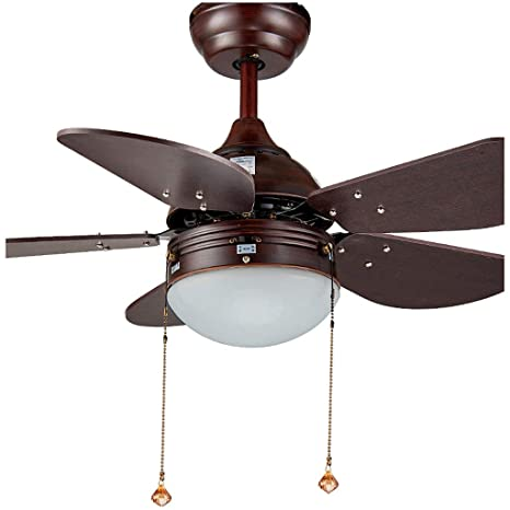 Luz de ventilador ventilador de techo lámpara de ventilador ...