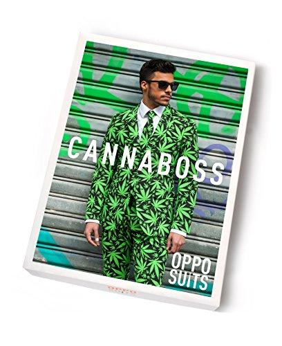 E Vestito I Con Vengono Che Uomini Pantaloni Opposuits Per Gli Cravatta Giacca Cannaboss 5HqP8P