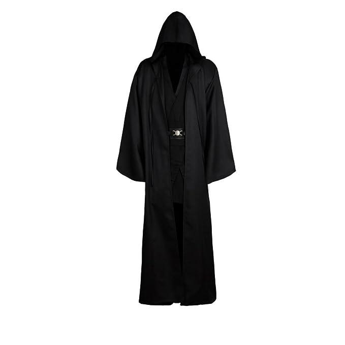 Daiendi - Disfraz de Anakin Skywalker para adulto, color negro ...
