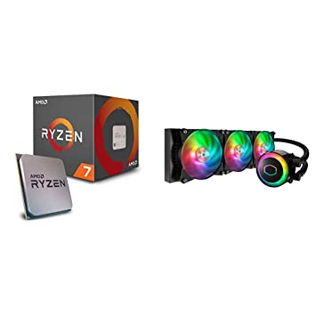Amazon.com: Procesador AMD Ryzen 7 2700X con Wraith Prism ...