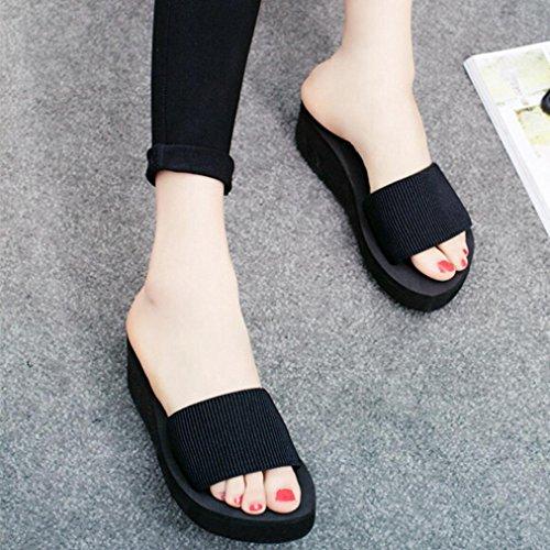 Noir Sunnymi Fille Femme Sandals De Cheville Bride TwT1xOz