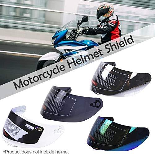 Ocamo Universal Anti-scratch Helmet Lens for AGV K3 SV K5 Motorcycle Helmet Replacement Colored lens