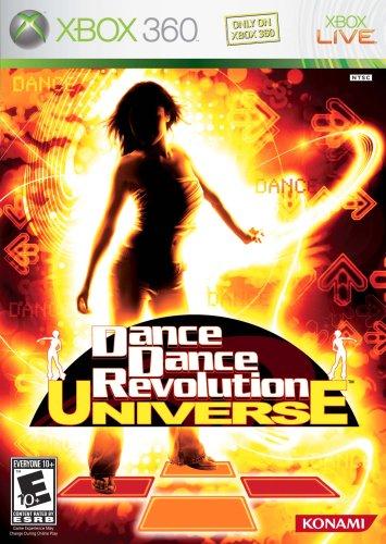 Dance Dance Revolution Universe -Xbox 360 (Video Game Revolution)