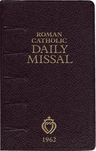 (Roman Catholic Daily Missal (1962) )